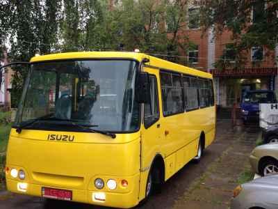 ремонт автобуса в Черкассах